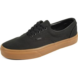 Vans - Unisex Era Shoes in Black/Classic Gum