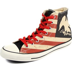 Converse Chuck Taylor All Star Americana Print Hi Shoes