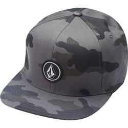Volcom - Unisex-Adult Quarter Fabric Hat