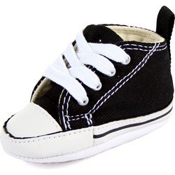 Converse Crib Chuck Taylor First Star Hi Shoes in Black
