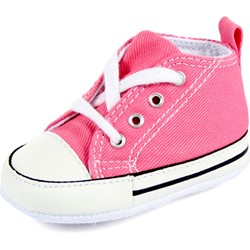 Converse Crib Chuck Taylor First Star Hi Shoes in Pink