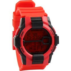 Neff - Recon Watch In Red/Black