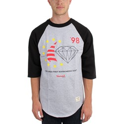Diamond Supply Co. - Mens The Finest Raglan