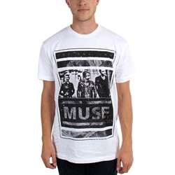 Muse - Mens Photo Block T-Shirt