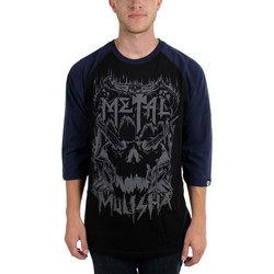 Metal Mulisha - Mens Metal Head Long Sleeve Shirt