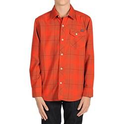 Volcom - Boys Flanibus Longsleeve Woven Shirt