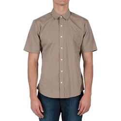 Volcom - Mens Weirdoh Solid Woven Shirt