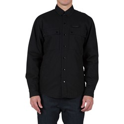 Volcom - Mens Grambler Longsleeve Woven Shirt