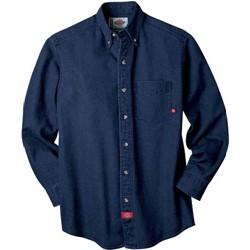 Dickies - WL300 Long-Sleeve Denim Work Shirt