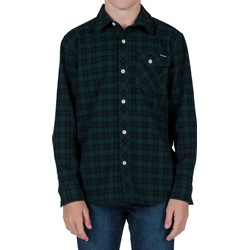 Volcom - Boys Flartin Longsleeve Woven Shirt