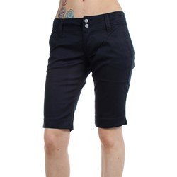 Dickies Girl - Juniors 11'' Inch 4 Pocket Bermuda Shorts