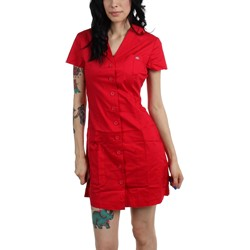 Dickies Girl Betty Ford Dress in Red
