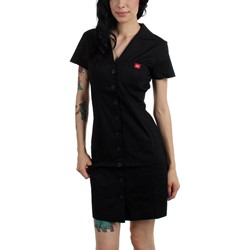 Dickies Girl Betty Ford Dress in Black