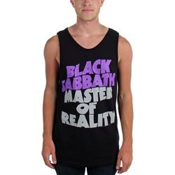 Black Sabbath - Mens Master of Reality Tank Top