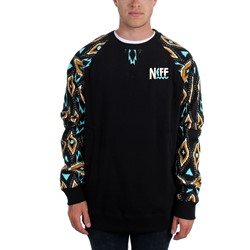 Neff - Mens Tribal Beach Crew Sweater