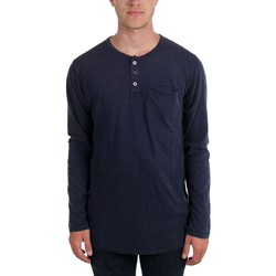 DC - Young Mens Switchblade Henley L/S Shirt