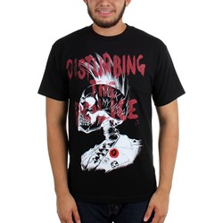 Famous Stars and Straps - Mens Disturbing the Police T-Shirt