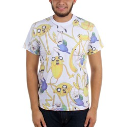 Rook - Mens Adventure Time T-Shirt
