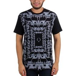Rook - Mens Columns T-Shirt