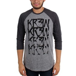 KR3W - Mens Dry Brush Raglan