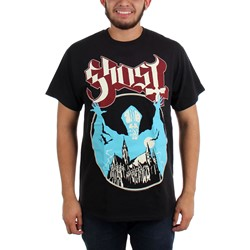 Ghost - Mens Opus T-shirt in Black