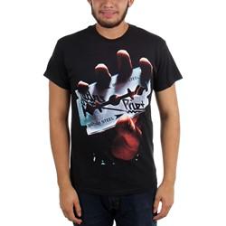 Judas Priest - Mens British Steel T-shirt in Black