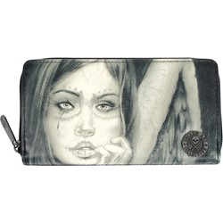Sullen - Womens Broken Promises Wallet