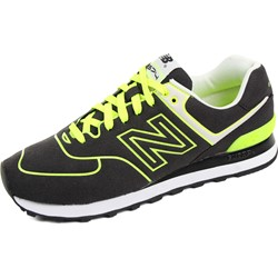 New Balance - Mens Neon 574 Classic Shoes