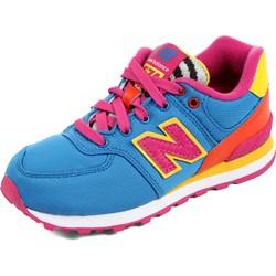 New Balance - Unisex-Child 574 Pop Safari Shoes