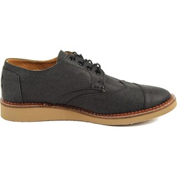 4718e9005c4 Toms. Toms - Mens Brogue Shoes In Ash Aviator Twill