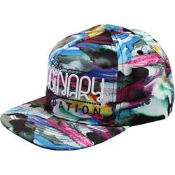 Imaginary Foundation - Mens Paint Snapback Hat