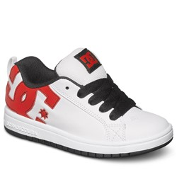 DC- Boys Court Graffik Lowtop Shoes