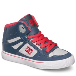 DC- Girls Spartan Hi Top Shoes