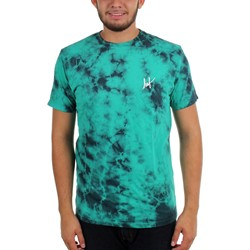 Huf - Mens Crystal Wash Small Script T-Shirt