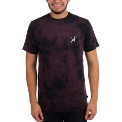 Huf - Mens Crystal Wash Small Script T-Shirt