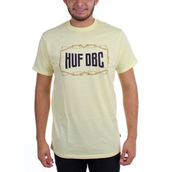 Huf - Mens Curtains T-Shirt