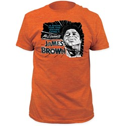 James Brown - Mens Mr. Dynamite Fitted T-Shirt