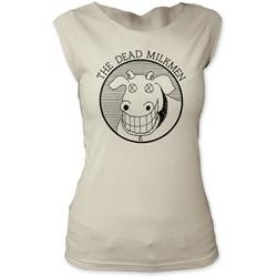 Dead Milkmen - Womens Cow Logo T-Shirt
