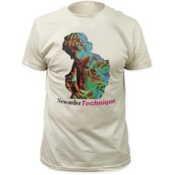New Order - Mens Technique Fitted T-Shirt