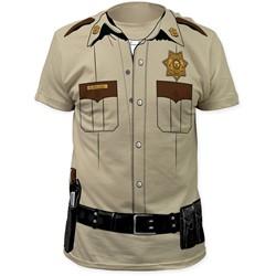 Impact Originals - Mens Sheriff T-Shirt