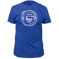 Guardians of the Galaxy - Mens Guardian Logo Fitted T-Shirt