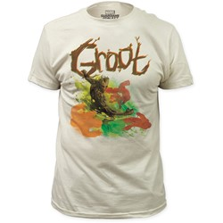 Guardians of the Galaxy - Mens Groot Fitted T-Shirt
