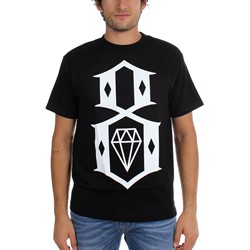 Rebel8 - Mens Standard Issue Logo T-Shirt
