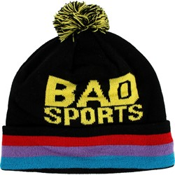 Undefeated - Bad Sports Pom Beanie