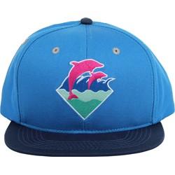 Pink Dolphin - OG Waves Snapback Hat