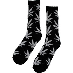 HUF - Mens Glow In The Dark Plantlife Socks