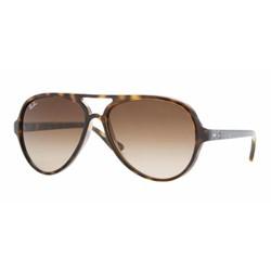 Ray-Ban RB4125 710/51 Light Havana Sunglasses