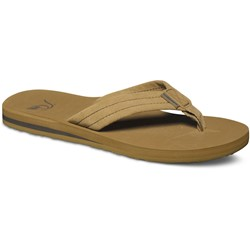Quiksilver - Mens Carver Suede Sandals