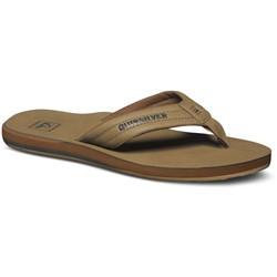 Quiksilver - Mens Carver Nubuck Sandals