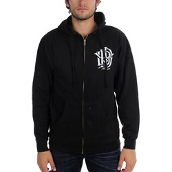 I Killed The Prom Queen - Mens Monogram Zip Sweater
